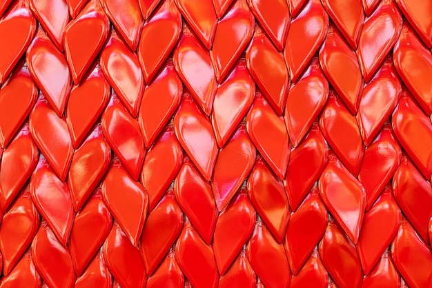 Beau mur de texture rouge pour le fond