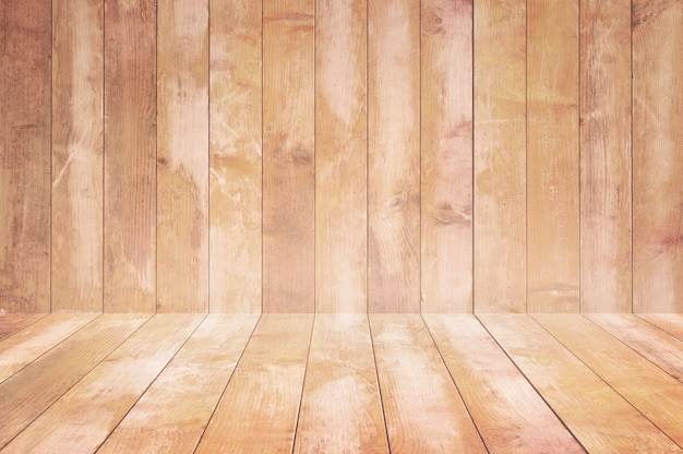 Beau vieux fond de texture vintage plancher en bois