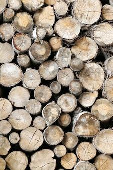 Beaucoup de bois