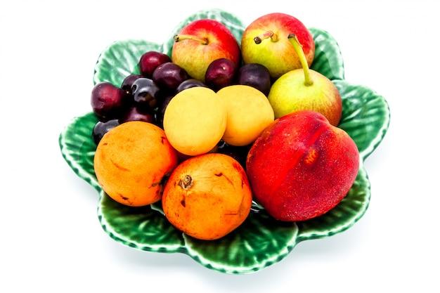 Beaucoup de fruits
