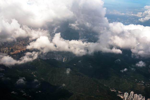 La beauté de hong kong et de la nature.