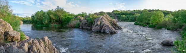 La beauté de la nature à migiya, ukraine