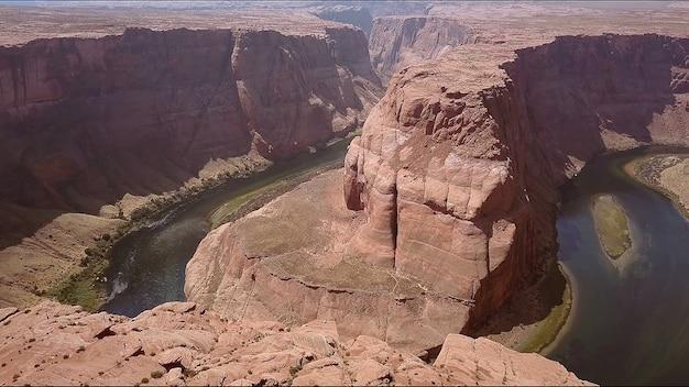 Beaux et célèbres endroits aux états-unis