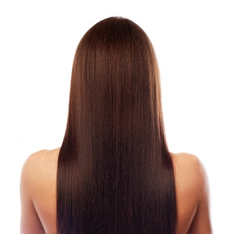 Beaux cheveux longs