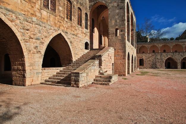 Beit ed-dine palais dans les montagnes du liban