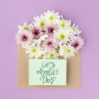 Bel assortiment pour la fête des mères