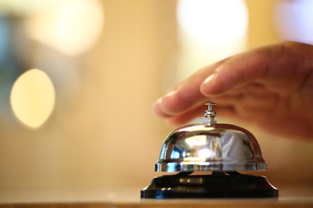 Bell pour le service