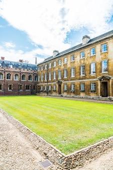 Belle architecture st.john's college à cambridge
