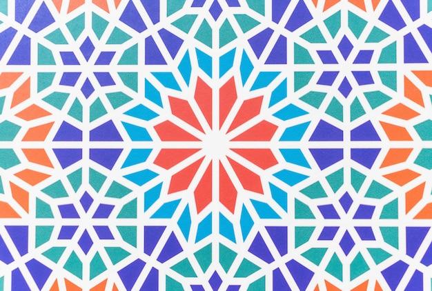 Belle architecture de style marocain