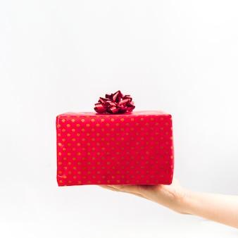 Belle composition de cadeaux de noël