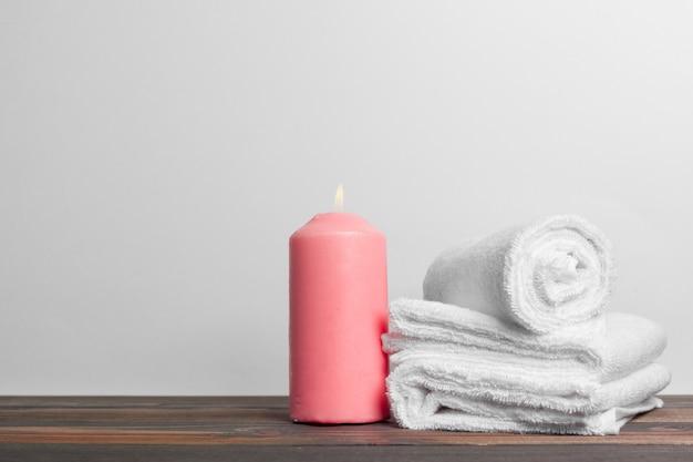 Belle composition de spa