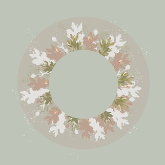Belle décoration de fleurs pastel sur fond olive. maquette de carte pour l'invitation de mariage, concept de voeux pour la fête des mères. copyspace pour le texte, l'image, l'annonce. couleurs à la mode, inspiration, célébration.