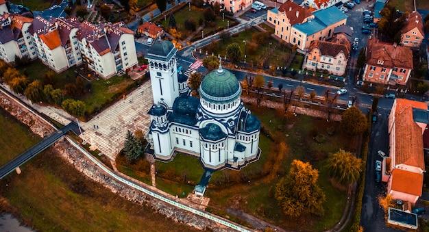 Belle église de la sainte-trinité