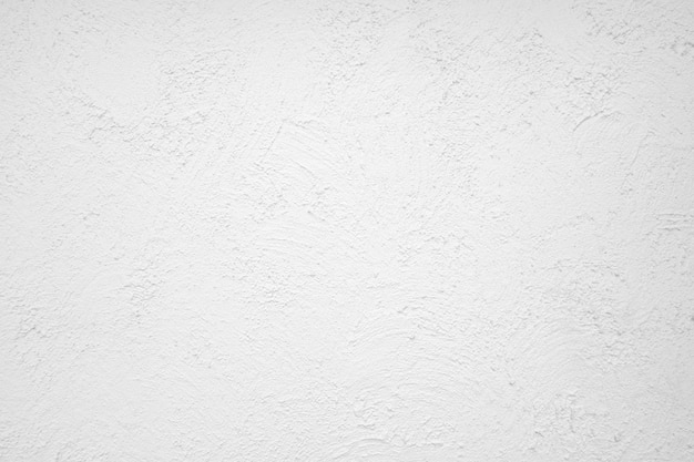 Belle égratignure de ciment blanc