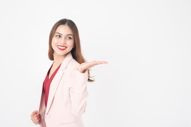 Belle femme d'affaires