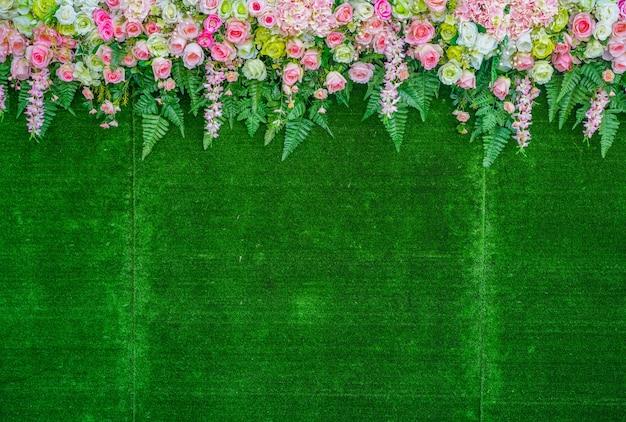 Belle fleur de mariage