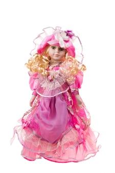 Belle grande poupée en plastique