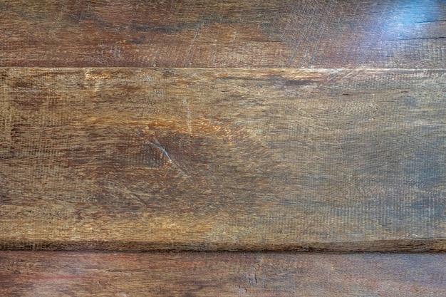 Belle planche de bois texturée
