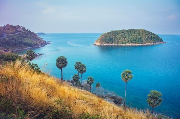 Belle promthep cape phuket thaïlande