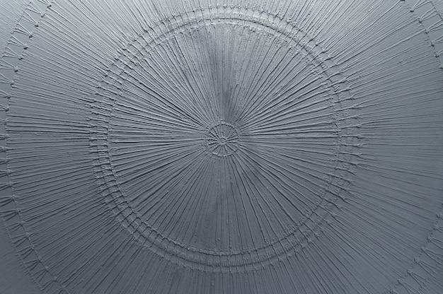 Belle texture circulaire fond bleuâtre. texture vintage. beau fond. texture élégante. texture pour les concepteurs