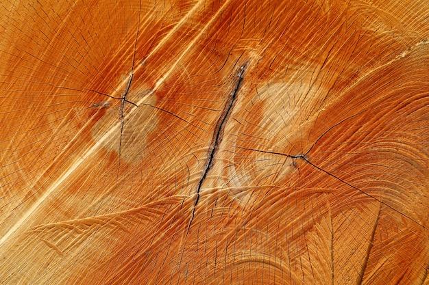 Belle texture du bois avec des fissures
