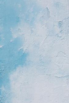 Belle texture et fond dans les tons délicats de bleu clair (bleu clair) et blanc