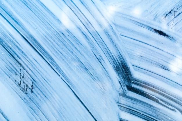 Belle texture de superposition de la vieille vitre sale.