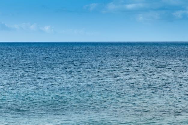 Belle vue sur la mer