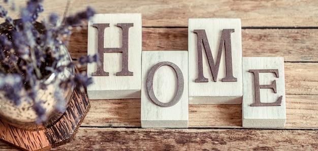 Belles lettres à la maison