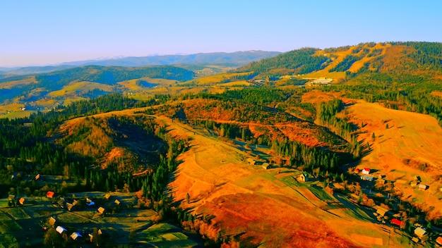 De Belles Vues Sur La Nature Qui Nous Entoure Photo Premium