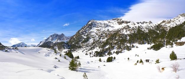 Benasque llanos del hospital ski de fond