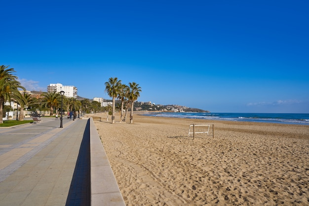 Benicassim torre sant vicent plage de playa