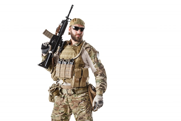 Béret vert de l'armée américaine