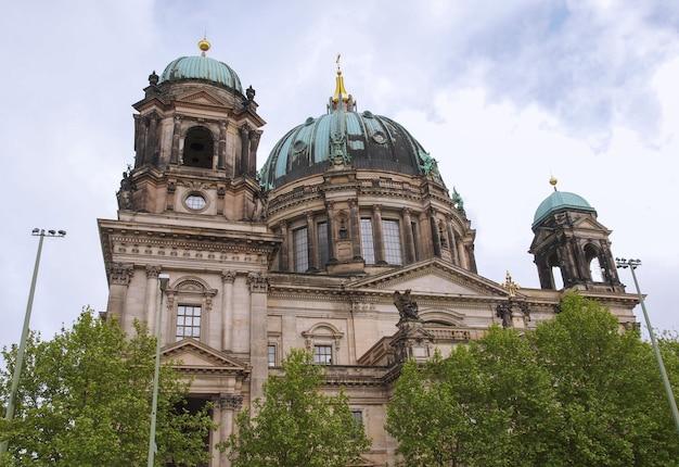 Berliner dom à berlin
