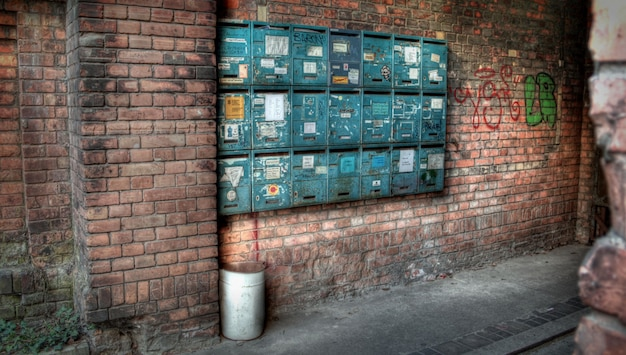 Berliner urban city art perspectives sur la vie