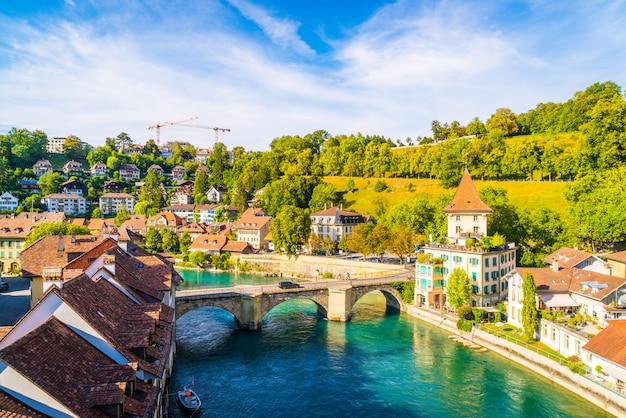 Berne, capitale de la suisse