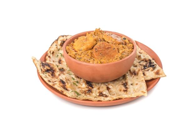 Besan gatta curry