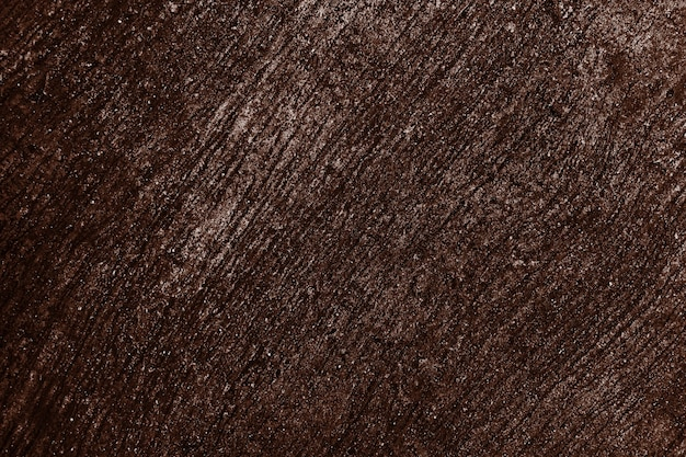 Béton grunge brun texturé