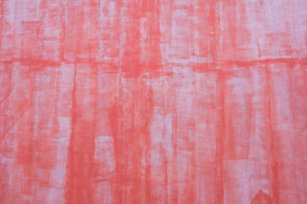 Béton rouge peinture texture fond grunge ciment motif texture de fond.