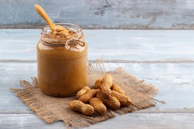 Beurre d'arachide crémeux
