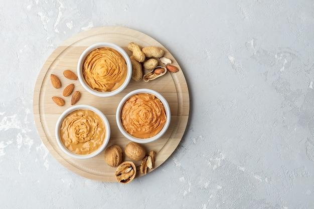 Beurre de noix à base d'arachides