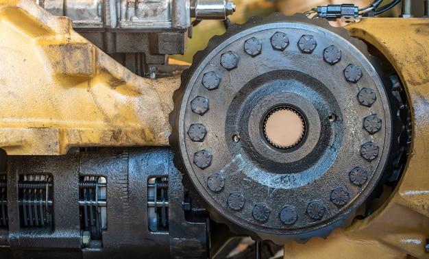 Beval gear du tracteur bulldozer de transmission