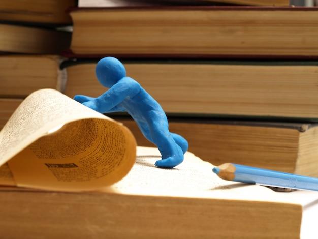 À la bibliothèque pour la connaissance