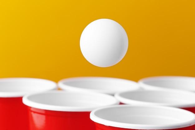 Bière pong