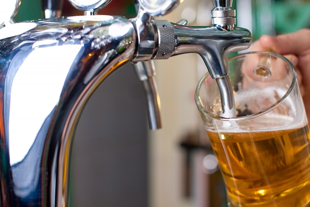 Bière pression