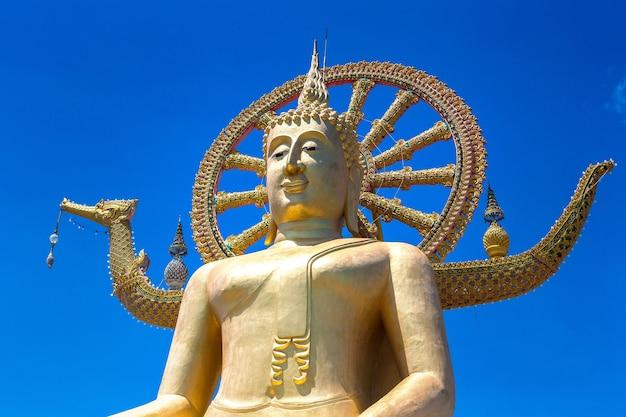 Big buddha à koh samui