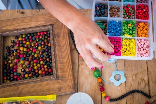 Bijoux de créations artisanales