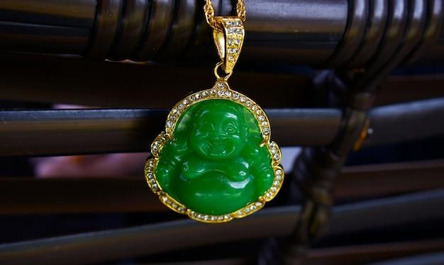Bijoux jade vert