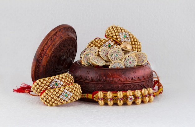 Bijoux traditionnels indiens
