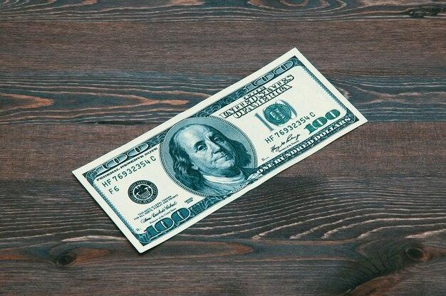 Le billet de cent dollars